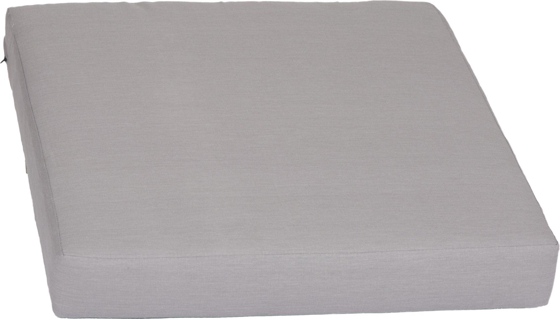 acamp Weekend Sitzkissen für Erweiterungselement grau 64 x 70 x 8 cm