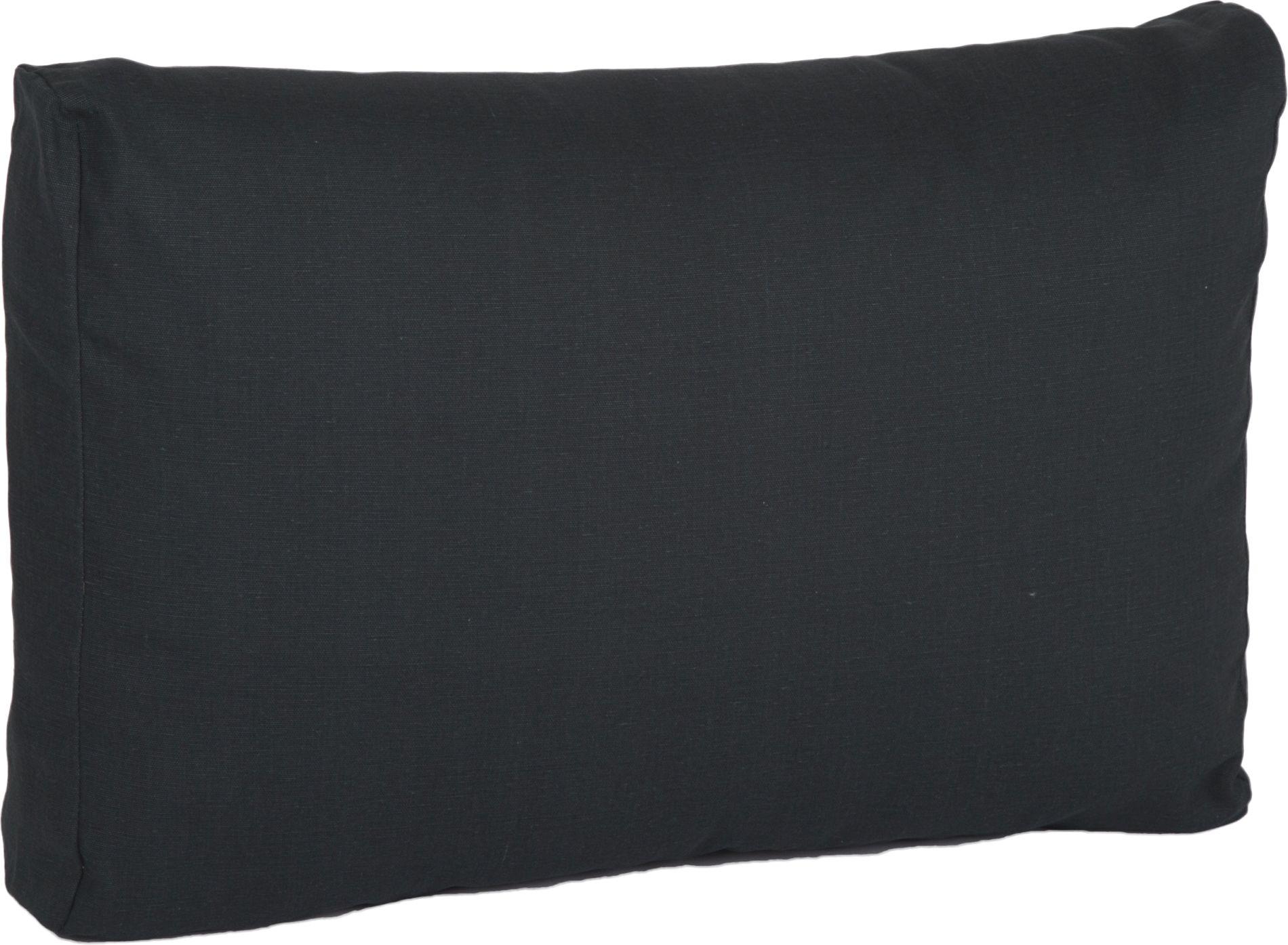 acamp Weekend Rückenkissen für Erweiterungselement anthrazit 64 x 42 x 22 cm
