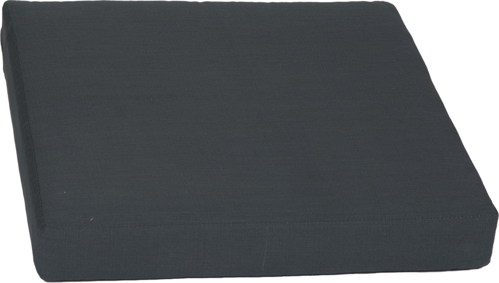 acamp Weekend Sitzkissen für Basiselement anthrazit 70 x 70 x 8 cm