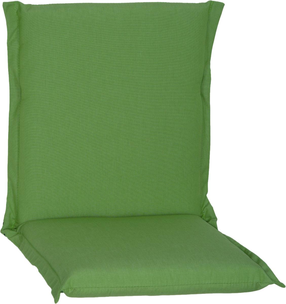 beo Gartenmöbel Auflage für Niedriglehner Dralon Bezug hellgrün DU51