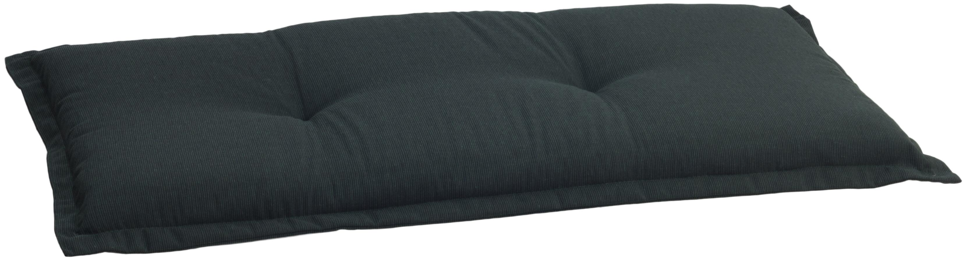 Gartenbankkissen für 3-Sitzer dunkelgrün von beo ca. 145 x 45 cm ca.7 cm Dick