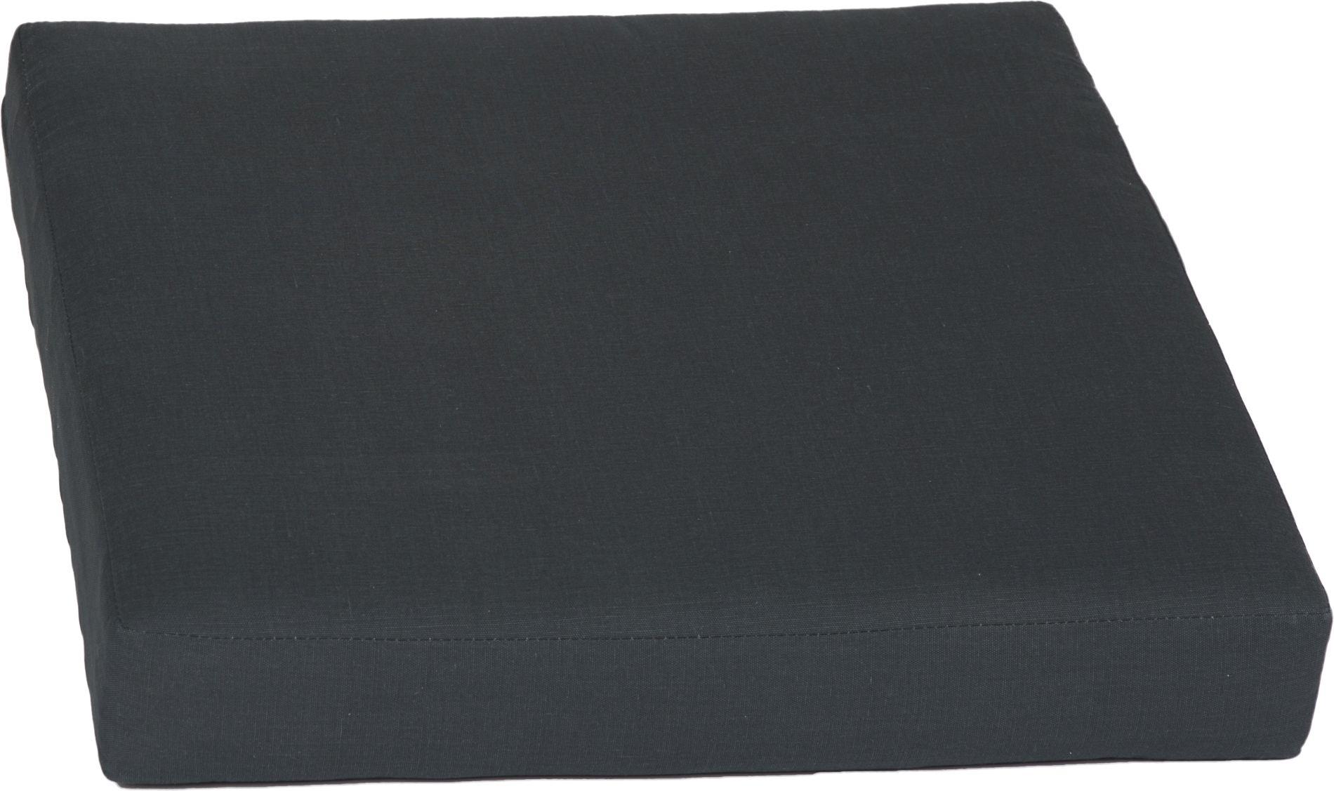 acamp Weekend Sitzkissen für Erweiterungselement anthrazit 64 x 70 x 8 cm